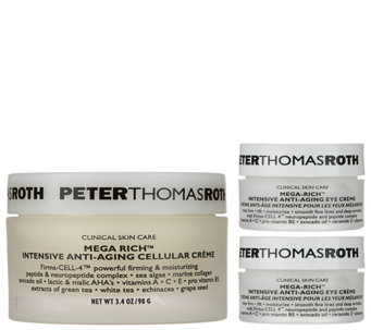 Peter Thomas Roth Super-Size Mega Rich Face and Eye Duo - A280297