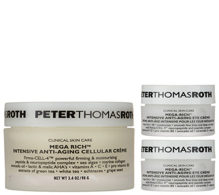 Peter Thomas Roth Super-Size Mega Rich Face and Eye Duo