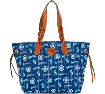 Dooney & Bourke MLB Nylon Mariners Shopper - A281697