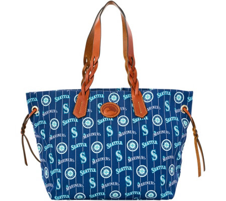 Dooney & Bourke MLB Nylon Mariners Shopper