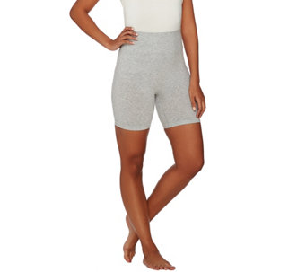 """As Is"" Airbrusher by Women with Control Cotton Shorts - A290397"