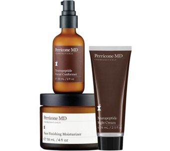 Perricone MD Neuropeptide Platinum 3-piece Collection - A291597
