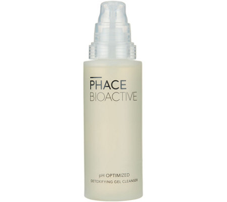 PHACE BIOACTIVE pH Optimized Detoxifying Gel Cleanser