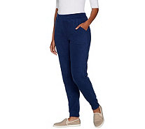 Cuddl Duds Fleecewear Stretch Jogger Pants - A293097
