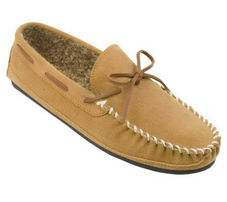 Minnetonka Men's Casey Slippers
