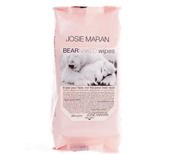 Josie Maran Bear Naked Wipes - A330597