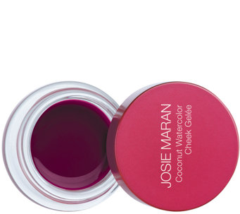 Josie Maran Coconut Watercolor Cheek Gelee, 0.18 oz - A333597