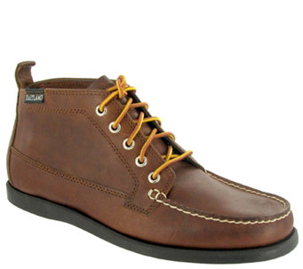 Eastland Men's Lace-up Leather Ankle Boots - Seneca - A335397