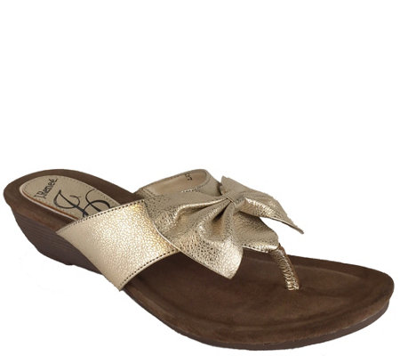 J. Renee Casual Thong Sandals - Ayala