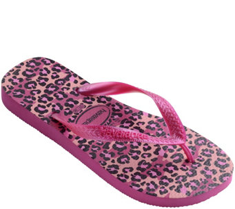 Havaianas Flip-Flop Sandals - Top Animals - A340497