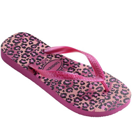 Havaianas Flip-Flop Sandals - Top Animals