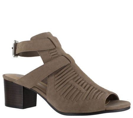 Bella Vita Leather Sandals - Finley