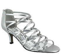 Easy Street Evening Sandals - Nightingale - A363897