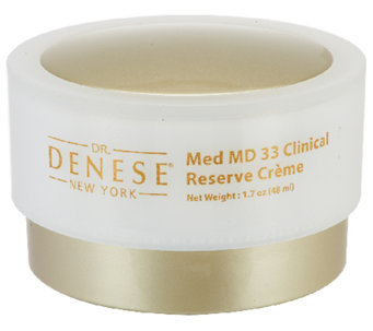 Dr. Denese Med MD 33 Clinical Reserve Creme, 1.7 oz. - A253698