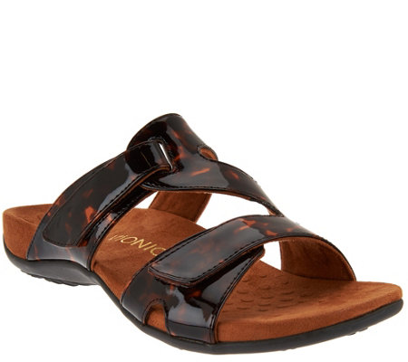 Vionic Orthotic Sandals w/ Adj. Straps - Lauren