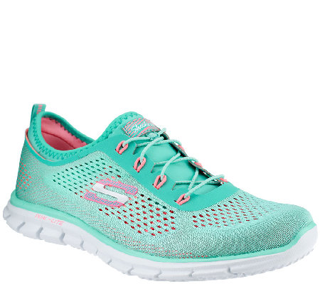Skechers Skech Knit Bungee Slip-on Sneakers - Harmony