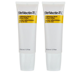 StriVectin TL Firming Neck Serum Treatment Roller Duo - A279598