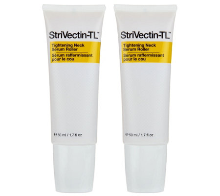 StriVectin TL Firming Neck Serum Treatment Roller Duo