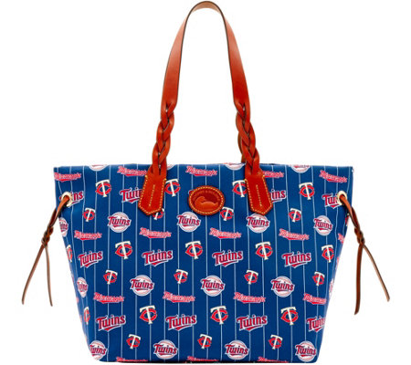 Dooney & Bourke MLB Nylon Twins Shopper