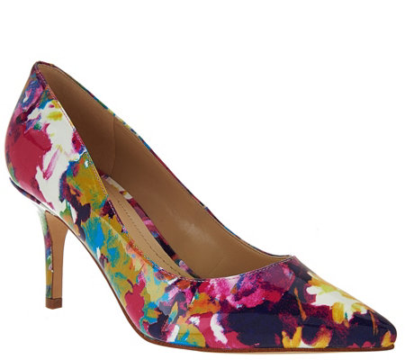 """As Is"" Marc Fisher Pointed Toe- Pumps - Turnner"