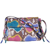 Aimee Kestenberg Pebble Leather Crossbody- Bali - A290298