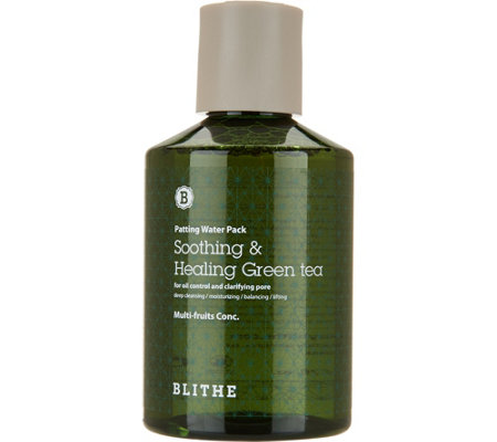 Blithe Soothing Green Tea Patting Splash Mask by Glow Recipe