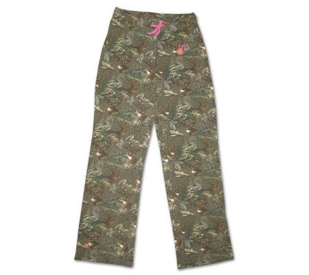 Original  Women Clothing Sleepwear Pants Vnda Vnda Vela Women S Lounge Pant Camo