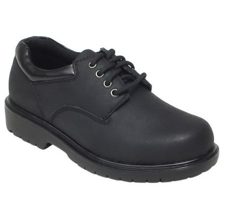 Deer Stags Clifford Boy's Plain Toe Oxfords