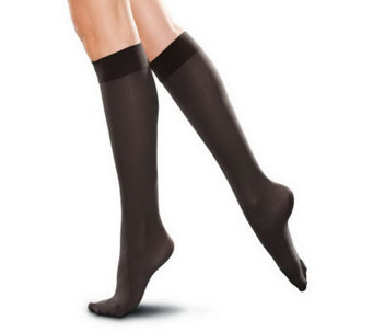 GOGO Knee-Highs with Light Gradient Compression - A324098