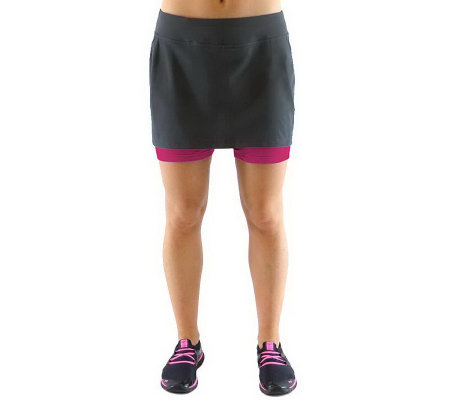 Ryka Women's Pursuit Running Skirt