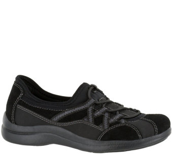Easy Street Sport Bungee Slip-on Shoes - Laurel - A355798