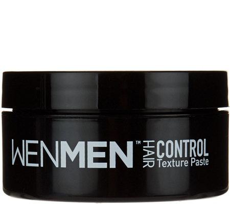 WEN by Chaz Dean Men's Hair Control Texture Paste, 2 oz