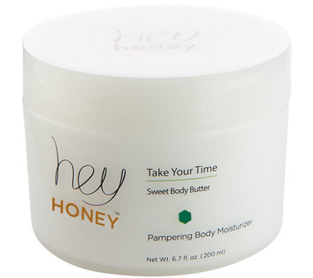 Hey Honey Take Your Time Sweet Body Butter, 6.7oz