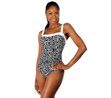 DreamShaper by Miraclesuit Finnegan 1-piece Swimsuit