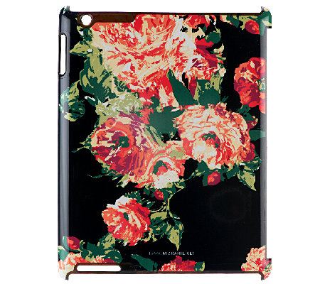Isaac Mizrahi Live! Choice of Print iPad Case