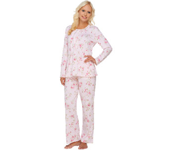 Carole Hochman Veiled Bouquet 2-Piece PJ Set - A266699