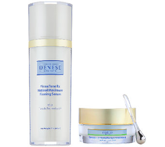 Dr. Denese Super-Size Anti-Aging Duo For Face & Eye Auto-Delivery - A271799