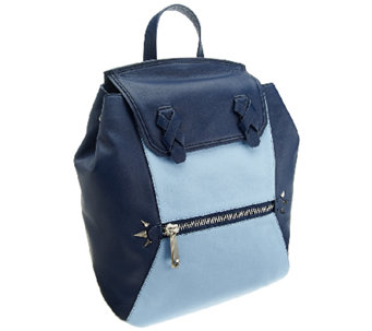 """As Is"" Rafe Denise Leather Backpack - A271899"
