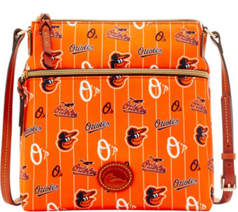 Dooney & Bourke MLB Nylon Orioles Crossbody - A281499