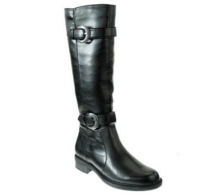 David Tate Mustang Knee-High Boots