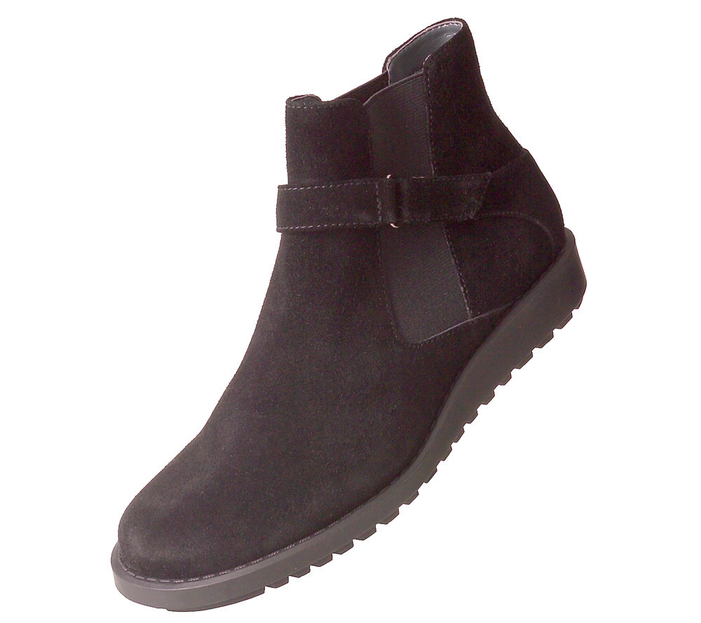 keds suede ankle boots
