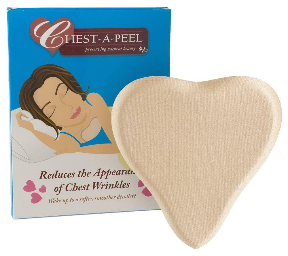 chest wrinkles pillow