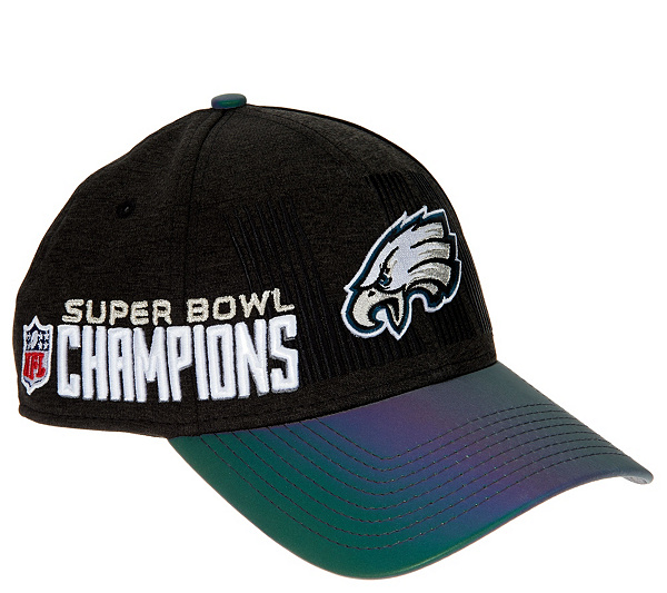 NFL Super Bowl LII Eagles Locker Room Cap By New Era