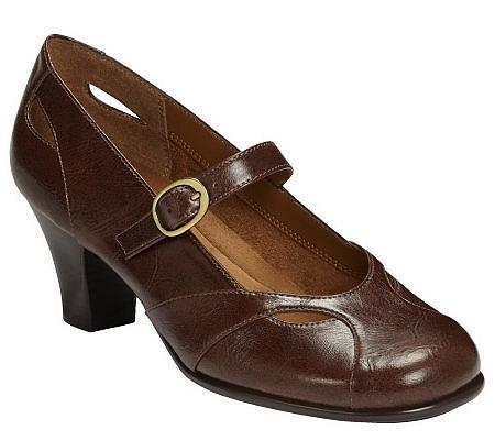 Womens Shoes Aerosoles A2 by Aerosoles Marimba Dark Brown Combo