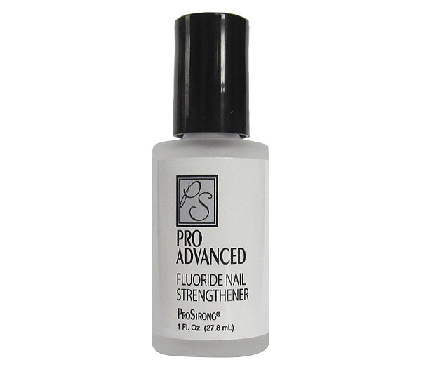 ProStrong ProAdvanced Fluoride Nail Strengthener, 1 fl oz - Page 1 ...