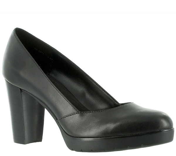 Womens Bella Vita Zari Pumps Leather Black