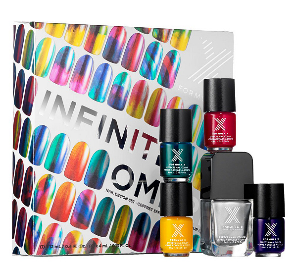 Formula x infinite ombre five polish nail design set qvc prinsesfo Images