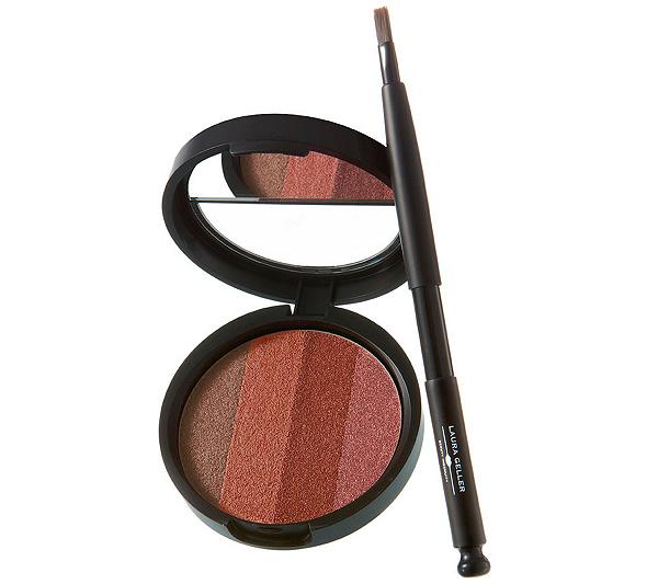 Dream Creams Lip Palette With Retractable Lip Brush - Sunswept by Laura Geller #19