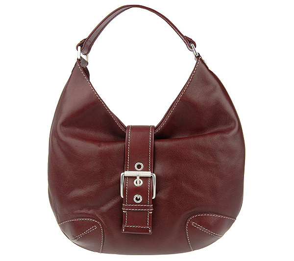 f7425eb7daf4 ... get michael michael kors hutton leather large hobo bag page 1 524a2  acc3e