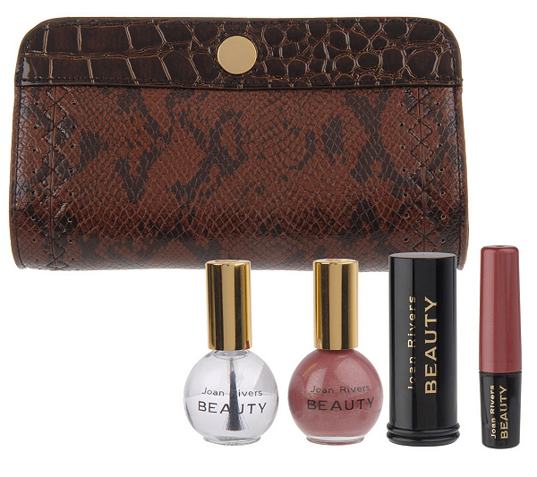 Joan Rivers Beauty Glamour on the Rocks 4-piece Color Kit - Page 1 ...